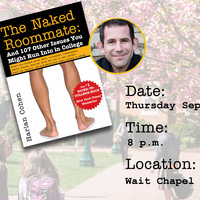 The Naked Truth About Life in College with Harlan Cohen