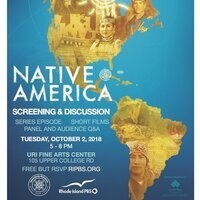 Special Event: RIPBS Screening of Native America, a 4 part series.