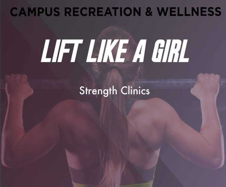 Lift Like a Girl Strength Clinics