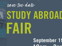 Clemson Abroad - Study Abroad Fair