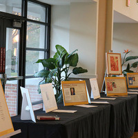 Eighth Annual Celebration of Scholarly Accomplishments