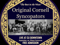 Original Cornell Syncopators: Live at CU Downtown