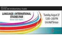 Language & International Studies Fair
