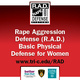 Rape Aggression Defense (R.A.D.) Basic Physical Defense for Women