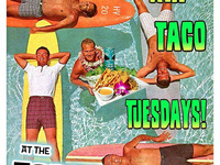 Tiki Taco Tuesdays at the Tonga Hut