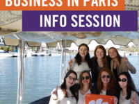 Business in Paris Information Session