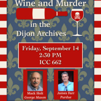 Wine and Murder in the Dijon Archives
