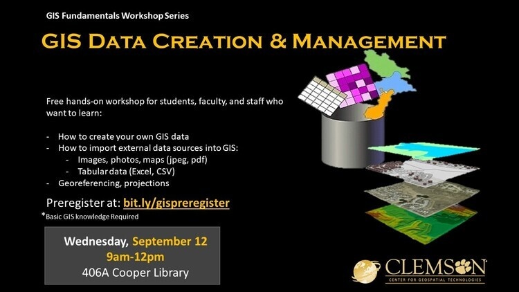 GIS Data Creation & Management-2nd session