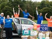 United Way of Tompkins County Community Kickoff and Day of Caring