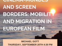 Cinema-Mondes and Screen Borders: Immigration and Mobility in European Film