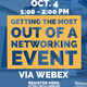 PREPARE FOR THE FAIR - Getting The Most Out of a Networking Event