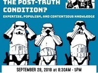 Democracy In The Post-Truth Condition? Expertise, Populism, & Contentious Knowledge