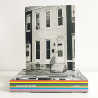 Rowhouse Project: Book Release and Artist Talk