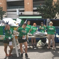 Fundraising Opportunity for Student Orgs with Texas Athletics Sustainability