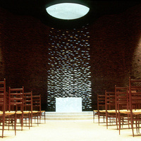 Mindful Movement in the MIT Chapel