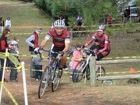 Allegro Cyclery CX Skills Clinic @ Wildwood Park