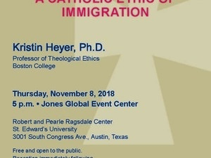 McCarthy Lecture Series - Subversive Hospitality: A Catholic Ethic of Immigration