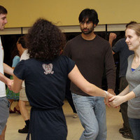 Contra Dance Beginner's Night. Live Quebecois folk music!