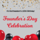 Founder's Day Celebration