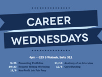 Career Wednesdays: Resumes