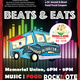 Rock the Vote with Beats and Eats