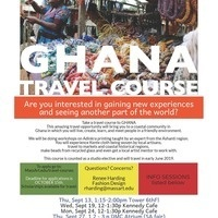GHANA : Spring 2019 Travel Course Info Session