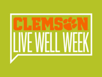Clemson Live Well Week: Therapy Dog Tuesday
