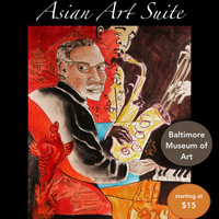 Occasional Symphony Presents Asian Art Suite with Special Guest Composer and Jazz Pianist Stanley Cowell at the Baltimore Museum of Art,