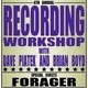 6th Annual Recording Workshop
