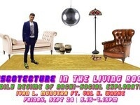 Ivan Munuera and Val Warke: Discotecture in the Living Room
