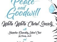 WW Choral Society Concert: Peace & Goodwill - live concert @ Gesa Power House Theatre