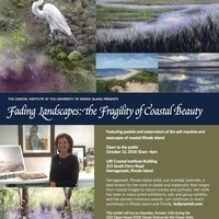 Art Exhibit: Fading Landscapes: the Fragility of Coastal Beauty