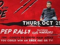 """Frostburg State University Homecoming Pep Rally """"Wild with Pride"""""""