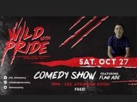 """Frostburg State University Homecoming """"One Wild Night"""" Comedy Show with Fumi Abe"""
