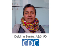 Career Conversation - Deblina Datta '90, Global Health Physician at the Centers for Disease Control (CDC)