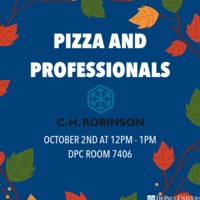 Pizza and Professionals