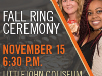 Fall Ring Ceremony 2018