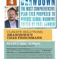 Climate Solutions: Drawdown's Chad Frischmann
