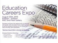 Education Careers Expo