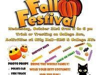 College Place Fall Festival @ College Place City Hall