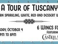 A Tour of Tuscany - Italian Wines featuring Castellare @ The Thief Fine Wine & Beer