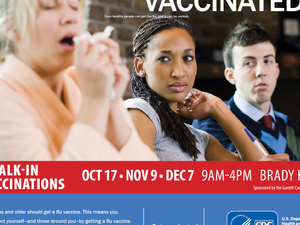 Free Walk-In Flu Clinic