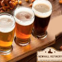 Newhall Refinery Beer Dinner