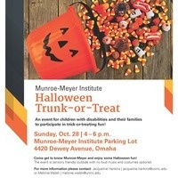 Munroe-Meyer Institute Trunk or Treat