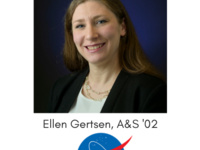 Career Conversation - Ellen Gertsen '02, Executive Officer for NASA's Science Mission Directorate