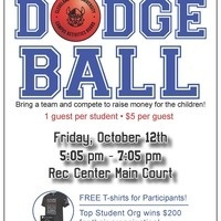 Save the Children Dodge Ball Fundraiser