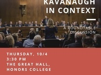 Putting Kavanaugh in Context: A Roundtable Discussion