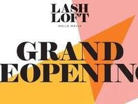 Grand Reopening & Ribbon Cutting @ Lash Loft Walla Walla