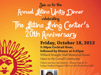 21st Annual Latino Unity Dinner