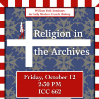 Religion in the Archives
